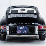 Porsche 911T zwart-8759