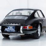 Porsche 911T zwart-8760