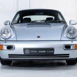 Porsche 964 Carrera zilver-9786