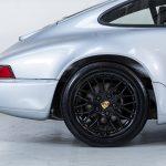 Porsche 964 Carrera zilver-9792