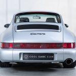 Porsche 964 Carrera zilver-9796