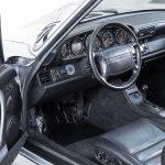 Porsche 964 Carrera zilver-9803