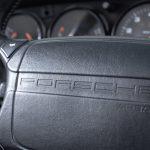 Porsche 964 Carrera zilver-9815