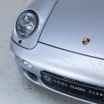 Porsche 993 Carrera S zilver-9746