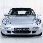 Porsche 993 Carrera S zilver-9747