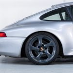 Porsche 993 Carrera S zilver-9750