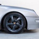 Porsche 993 Carrera S zilver-9751