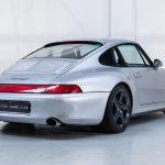 Porsche 993 Carrera S zilver-9755