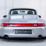 Porsche 993 Carrera S zilver-9756