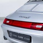 Porsche 993 Carrera S zilver-9759