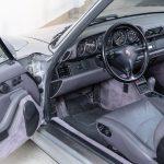 Porsche 993 Carrera S zilver-9764