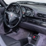 Porsche 993 Carrera S zilver-9776