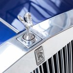 Rolls Royce Phantom blauw-1641