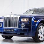 Rolls Royce Phantom blauw-1648