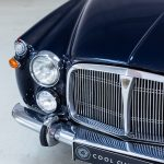 Rover 3.5 Coupe blauw-8639