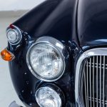 Rover 3.5 Coupe blauw-8644