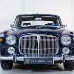 Rover 3.5 Coupe blauw-8647