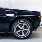 Rover 3.5 Coupe blauw-8654