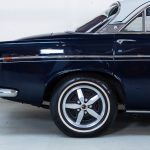 Rover 3.5 Coupe blauw-8655