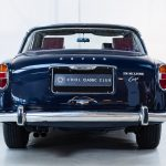 Rover 3.5 Coupe blauw-8656