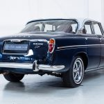 Rover 3.5 Coupe blauw-8657