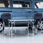 Volkswagen Transporter blauw-8685