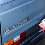 Volkswagen Transporter blauw-8718
