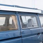 Volkswagen Transporter blauw-8721