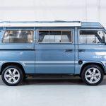 Volkswagen Transporter blauw-8725