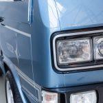 Volkswagen Transporter blauw-8731