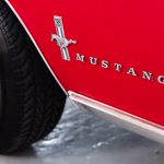 ford Mustang rood-0672