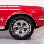 ford Mustang rood-0677