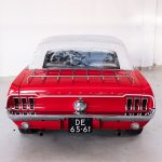 ford Mustang rood-0708