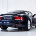 Aston Martin Vanquish blauw--2