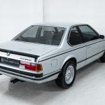 BMW 635 CSI zilver-5321