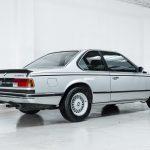 BMW 635 CSI zilver-5327