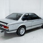BMW 635 CSI zilver-5328