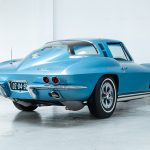 Chevrolet Corvette StingRay blauw-5227