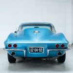 Chevrolet Corvette StingRay blauw-5229