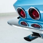 Chevrolet Corvette StingRay blauw-5233