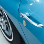 Chevrolet Corvette StingRay blauw-5236