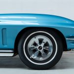 Chevrolet Corvette StingRay blauw-5239