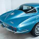 Chevrolet Corvette StingRay blauw-5241