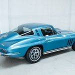 Chevrolet Corvette StingRay blauw-5243