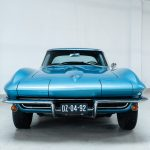 Chevrolet Corvette StingRay blauw-5262