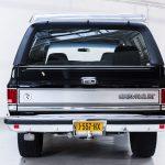Chevrolet Silverado zwart-1276