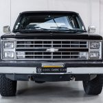Chevrolet Silverado zwart-1308