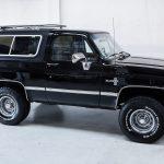 Chevrolet Silverado zwart-1325