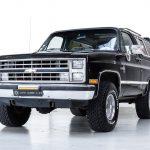 Chevrolet Silverado zwart--2