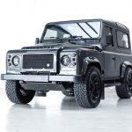 Land Rover Defender Tophat grijs-